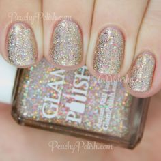 Glam Polish Welcome To The 60s | Hairspray Collection | Peachy Polish - MUST!!