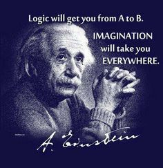 Einstein, imagination.  Spread by www.compassionateessentials.com and http://stores.ebay.com/fairtrademarketplace/