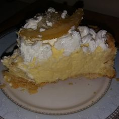 Μοναδική Συνταγή για Τάρτα Λεμονιού Pie, Georgia, Desserts, Food, Pinkie Pie, Tailgate Desserts, Deserts, Fruit Flan, Essen