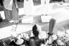Traditional Buddhist altar to celebrate your love and commitment #HoiAnEventsWeddings #BuddhistBlessing #VietnamBeachWeddings