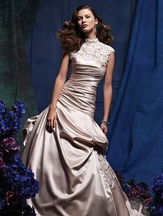 Style 875J | Alfred Angelo Sapphire | Alfred Angelo