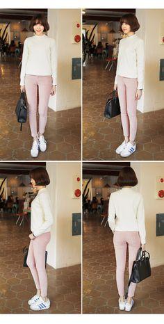 2175コーデュロイスキニーパンツ・全4色パンツ・ズボンパンツ・ズボン|レディースファッション通販 DHOLICディーホリック [ファストファッション 水着 ワンピース]