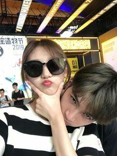 Ulzzang Couple, Ulzzang Girl, Cute Couple Pictures, Couple Photos, Parejas Goals Tumblr, Future Photos, Korean Couple, Cute Girl Photo, Sweet Couple