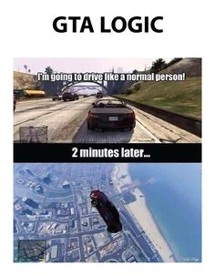 GTA Logic - http://jokideo.com/gta-logic/                                                                                                                                                     More