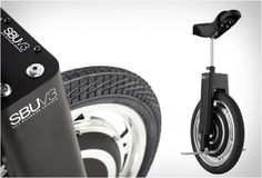SBU V3 is a Self-Balancing Unicycle by Focus Designs. The one wheel vehicle is controlled with leaning motions, all you need to do is lean forward to go, and lean back to slow down and stop. The company says it will take you 20-30 minutes to learn an