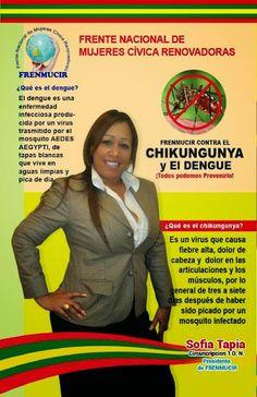 El Sur Informa: Presidenta   del frente   nacional  de   mujeres  ...