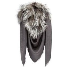 Rabbit & Fox Fur Convertible Down Parka
