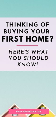 Buying your first home? Here's everything you need to know as a first time home buyer so that you can make the educated decision to buy vs rent. In this post I break down the pros and cons of buying a home, as well as the home buying process. These tips are a must and will help you create a budget and a checklist of everything you need to consider.