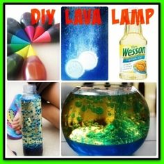 diy lava lamp coll