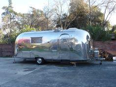 1959 Airstream Tradewind  Eric & Judy Gregerson  Fresno, California