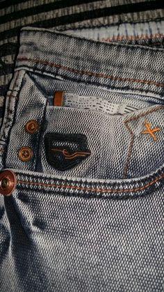 RUBBER 2 COLOUR Denim Men, Types Of Jeans, Denim Fashion, Jeans Style, Pockets, Google Search, Men's Denim, Women's Cropped Jeans, Blue Jeans