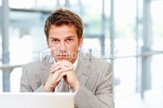 Lost in thought Royalty Free Stock Photo