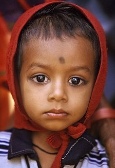 Young Boy | This boy belong the Bishnoi community | foto_morgana | Flickr