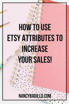 Welcome to another episode of Etsy Lingo. In this video, I explain what is an attribute and how to add it to your listing to increase your Etsy views and sal. Starting An Etsy Business, Business Signs, Craft Business, Business Ideas, Etsy Seo, Opening An Etsy Shop, Shops, Get Free Stuff, Success