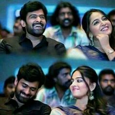 Image result for prabhas anushka photos