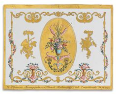 Russian Porcelain Plaque, Imperial Porcelain Manufactory, St. Petersburg, 1834