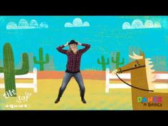 Preschool Learn to Dance: Giddy Up Cowboy - Check…