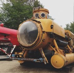 So Today I went shopping for a Used Submarine