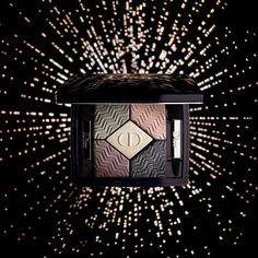 "Gold and light in Dior ""State of Gold"" Christmas Makeup Collection 2015"
