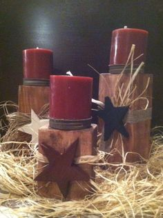 Image result for primitive christmas mason jars