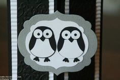 Penguin Wedding Invitations
