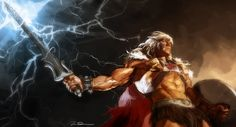 worldofjayoh:  Masters Of The Universe - by Gerald Parel