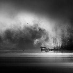 """500px / Photo """"Pointe"""" by Sparth (Nicolas Bouvier)"""