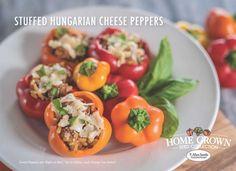 Delicious Stuffed Peppers Recipe | P. Allen Smith