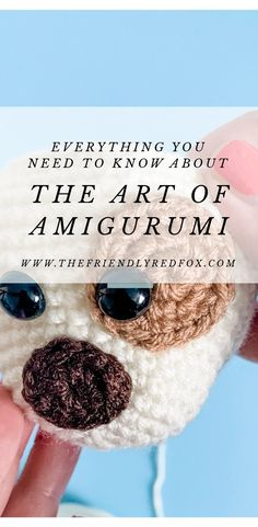 If you ever wanted to learn how to crochet animals or dolls or whatever with the art of amigurumi, this ebook has EVERYTHING you need to know to get started. The materials, tutorials, and beginner friendly patterns to get you started! Crochet Animal Patterns, Stuffed Animal Patterns, Amigurumi Patterns, Amigurumi Doll, Crochet For Boys, Cute Crochet, Learn To Crochet, Crochet Gifts, Crochet Toys