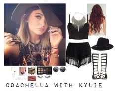 """""""Coachella With Kylie (Songs w/ it)"""" by shay-1d ❤ liked on Polyvore featuring Kendall + Kylie, Chicwish, BCBGMAXAZRIA, rag & bone, NARS Cosmetics, Rimini, ZeroUV, Pull&Bear, LORAC and Charlotte Russe"""