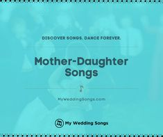 What is your favorite song for the mother-daughter dance or dedication to your mother? ⠀ ⠀ You can read our list of the top mother-daughter songs on our website. ⠀  #motherdaughter Mother Daughter Songs, Wedding Song List, Dance With You, Daughter Birthday, Best Mother, 50th Birthday Party, News Songs, Wedding Reception, Greatest Songs