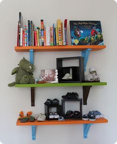 nursery shelving