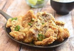 Salt and Pepper Chops. Tender meat crisp coating and full flavor these salt and pepper pork chops are the best! Filipino Recipes, Asian Recipes, Ethnic Recipes, Filipino Food, Filipino Dishes, Asian Foods, Pork Chop Filipino Recipe, Oriental Recipes, Pinoy Food
