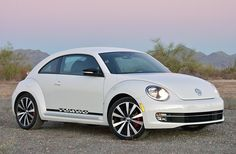 2013 Volkswagen Beetle TDI to debut at Chicago Auto Show Vw Beetle Turbo, Volkswagen New Beetle, Beetle Car, Volkswagen Golf, My Dream Car, Dream Cars, Chicago Auto Show, Vw Cars, Automotive News