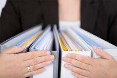 Como organizar a papelada em 5 etapas - contas e documentos. Dicas para organizar a papelada e colocar ordem na vida financeira!