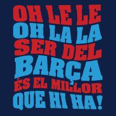 Ser del Barça és el millor que hi ha!