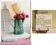 Mother's Day and Father's Day Gift Ideas