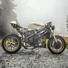 """skililo: """" Ducati 848 turbo from http://www.kineticmotorcycles.com """""""
