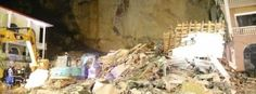 Landslide buries Mirage Hotel in China's Hubei Province