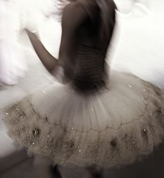 Behind the Curtain at the New York City Ballet photographed by Henry Leutwyler.
