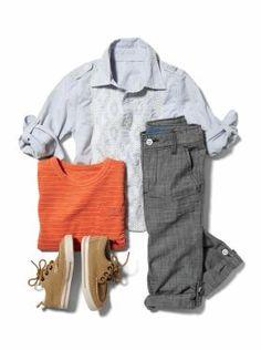 Toddler Boy Clothing | Gap