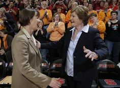 Two of the best coaches in the NCAA
