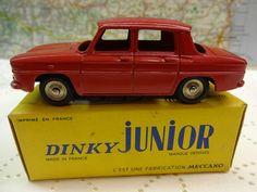 "1962 DINKY TOYS!N°103 modèle DINKY JUNIOR ""RENAULT 8"""