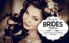 Beautiful Brides Lightroom Presets by Aesthetic Art & Design on @creativemarket