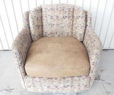 Henredon Folio 500 Lounge Arm Chair living room 1 of 2 mid century modern #Henredon