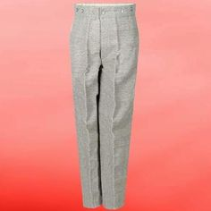 Confederate Jean Wool Pants