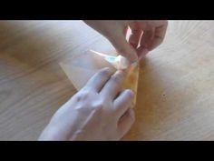 折り紙で鶴がついたポチ袋を作る方法 | nanapi [ナナピ]