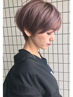 Very Long Hair, Long Hair Cuts, Chic Short Hair, Short Hair Styles, Dark Hair With Highlights, Beautiful Haircuts, Hair Arrange, Coloured Hair, Short Hairstyles For Women