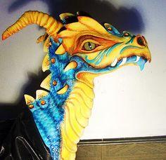 Dragon by Misty Oakley