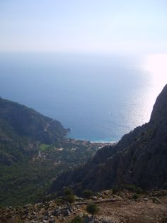 Olu Deniz | Turkey | Landscapes of Suffolk